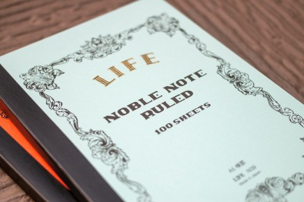 Life Co. Ltd Noble Notebooks – fit for nobility