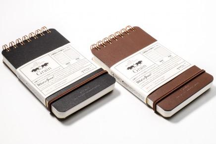 Midori Grain notepads – a touch of class