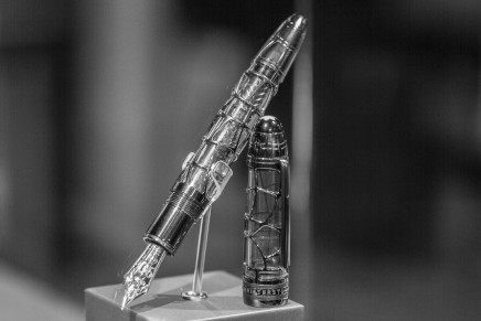 Mont Blanc celebrates the Spirit of Meisterstuck