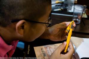 Pelikan - Straits Pen Meet April 2015 (15)