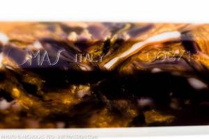 Omas Vintage Paragon 2014 Blue Saffron (11)