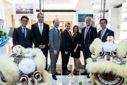Faber Castell launches refreshed flagship boutique at ION Orchard in Singapore