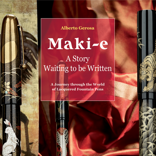 Maki-e: A Story Waiting to be Written