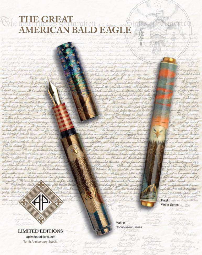 AP Bald Eagle Poster