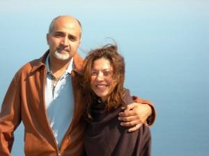 Anuj and Smita