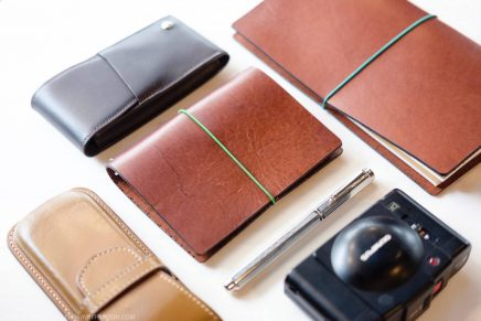 Exquisite Traveller Notebook covers handcrafted in Turkey by Galen Leather