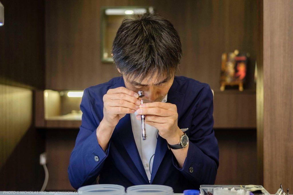 Atsushi Takizawa Interview 1