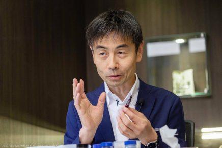 In conversation with Pilot pen doctor Atsushi Takizawa